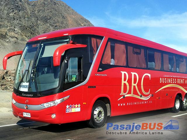 Buses BRC es una empresa de buses con viajes hacia Coquimbo, Vallenar, La Serena y otras ciudades del norte. Viaja con PasajeBus.com