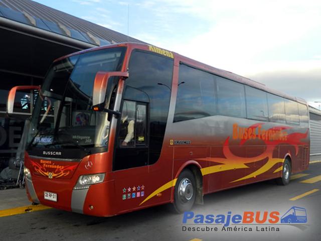 Buses fernandez es una empresa de buses con recorridos en Punta Arenas, Puerto Natales y hacia las Torres del Paine. Viaja con PasajeBus.com, pasaje bus, pasajes bus, recorrido, pasajebus