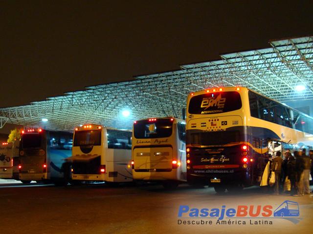 en los terminales de concepción encontrarás muchos destinos con recorrido al norte, centro y sur de chile. cotiza y compra tus pasajes de bus en pasajebus.com