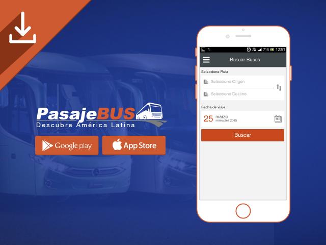 publicidad pasajebus app