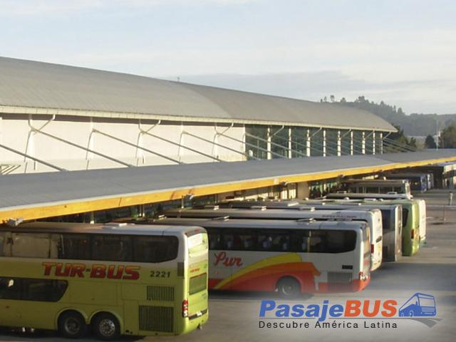 en los terminales de puerto montt encontrarás muchos destinos con recorrido al norte, centro y sur de chile. cotiza y compra tus pasajes de bus en pasajebus.com