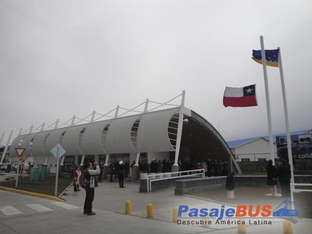 en los terminales de punta arenas encontrarás muchos destinos con recorrido al norte, centro y sur de chile. cotiza y compra tus pasajes de bus en pasajebus.com