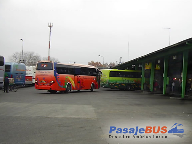 en los terminales de talca encontrarás muchos destinos con recorrido al norte, centro y sur de chile. cotiza y compra tus pasajes de bus en pasajebus.com
