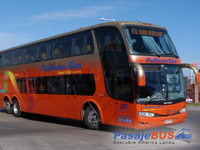 Pullman Bus Historia