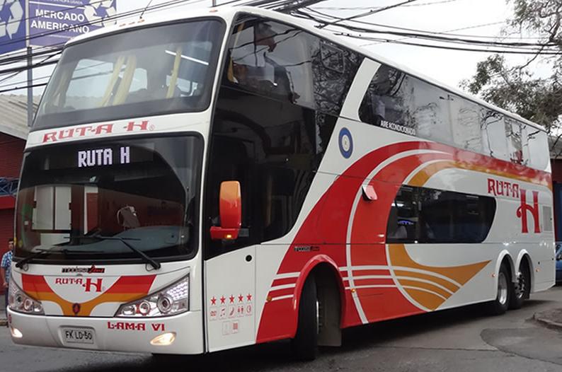 Buses Ruta H