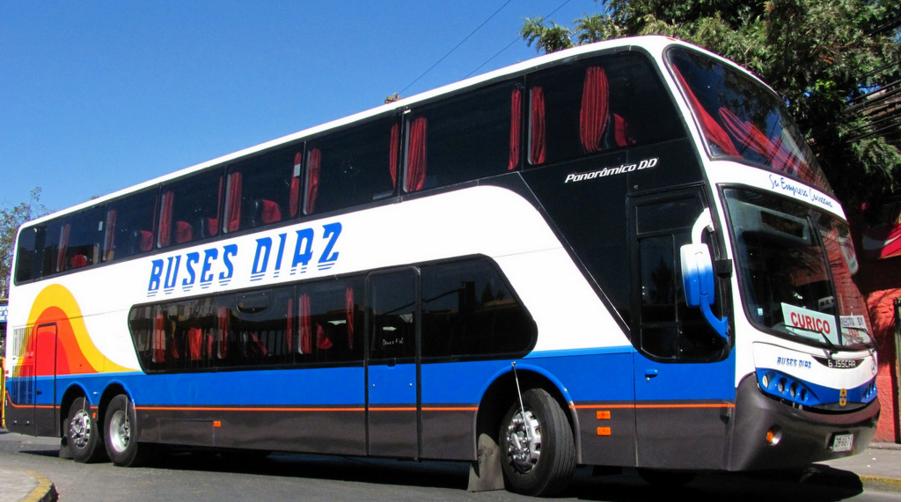 Buses Diaz Portada