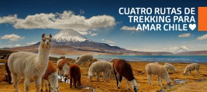 Trekking para amar Chile <3
