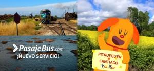 ¡Vía Tur activa servicio Pitrufquén – Santiago!