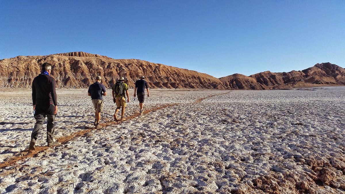 Trekking en Chile